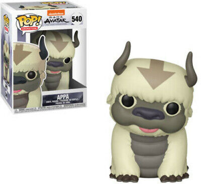 Avatar - Appa - Funko Pop! Animation: (2019, Toy NEUF)