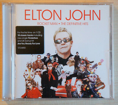 Elton John - Rocket Man (The Definitive Hits, 2007), best of