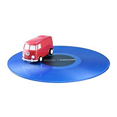 RECORD runner record runner (Volkswagen Type 2, Cherry Red) record player F/S