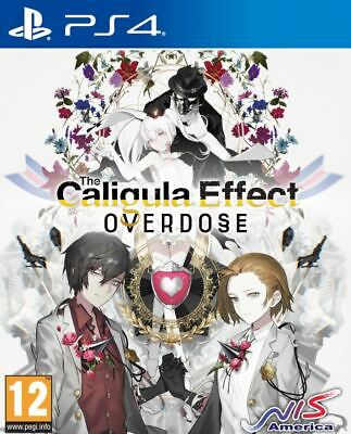 The Caligula Effects Overdose (PS4) NEW AND SEALED - IN STOCK - QUICK DISPATCH