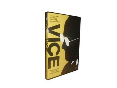 Vice (DVD ,2018-1-Disc Set) Brand New Sealed