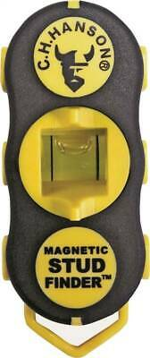 CH Hanson 03040 Magnetic Stud Finder Black/Yellow