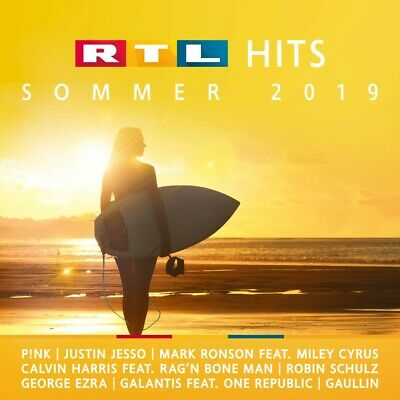 Rtl Hits Sommer 2019 2Cd