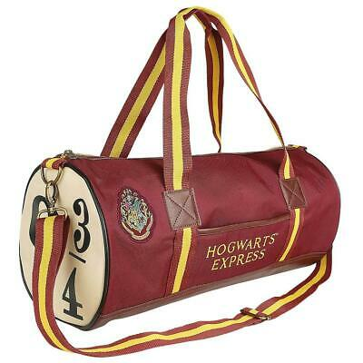 Harry Potter Quidditch Holdall Overnight School Bag