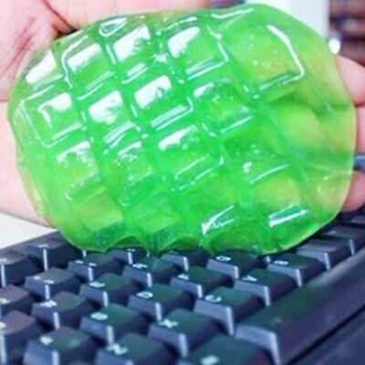 Household Supplies & Cleaning Magic Cleaning Gel Putty Car Keyboard Console Laptop Computer Gap Cleaner Dust