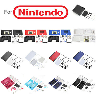 For Nintendo DS Lite/NDS/NDSI/GBA Full Repair Parts Housing Shell Case Cover Kit