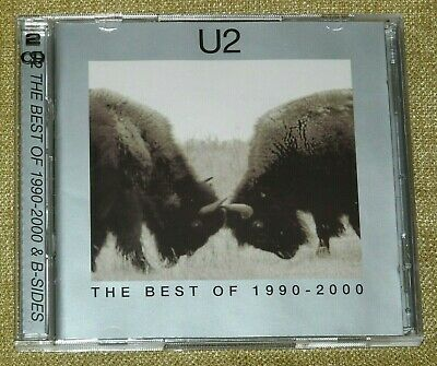 U2 - The Best of 1990 - 2000 & B Sides : 2002 Island / Universal Double CD