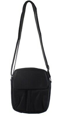 Sacoche Sac Pochette Bandouliere Cuir / Polyester