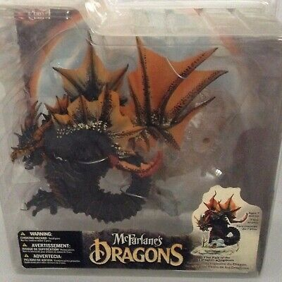McFarlane's Dragons Series 4 - Water Dragon Clan -The Fall of the Dragon Kingdom