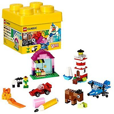 LEGO CLASSIC Yellow Creative Brick Box BASIC 10692 F/S w/Tracking# Japan New