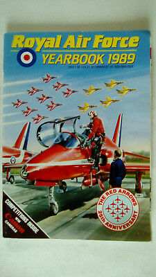 Royal Air Force Yearbook 1989