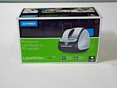 "DYMO 1752264 Labelwriter Printer, 2 3/10"" Labels, 51 Labels 5w x 7 2/5d x 5 1/5h"