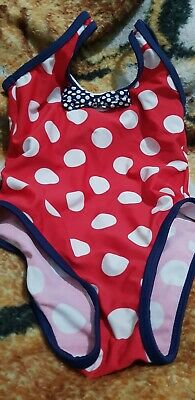 Lovely Girls yd Swimming Costume Age 4-5 Years
