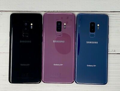 Samsung Galaxy S9 Plus S9+ SM-G965U 64GB Factory GSM Unlocked Smart Phone