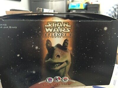 Star Wars Episode I Taco Bell KFC Pizza Hut Joking Jar Jar Binks *Brand New *