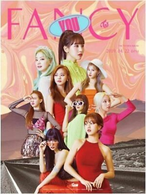 TWICE Fancy You 7th Mini Album  3 version Sealed Free shipping Kpop