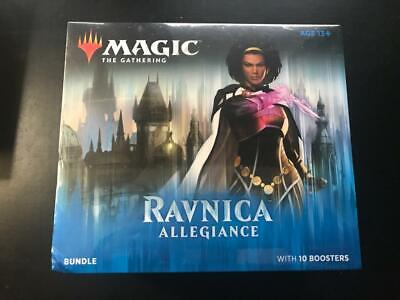 Ravnica Allegiance Magic the Gathering MTG Bundle Sealed Box