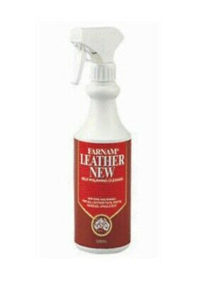 Farnam Leather New Self Polishing Cleaner 500ml - ALL Leather goods