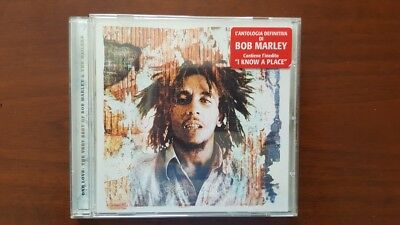 Bob Marley & The Wailers ‎– One Love: The Very Best Of CD UK 548 853-2