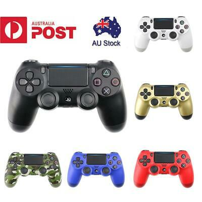 Wireless Bluetooth Playstation 4 Controller DualShock For Sony PS4 Gamepad AU