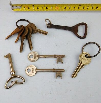 Selection Keys and a John Smiths Bottle Opener