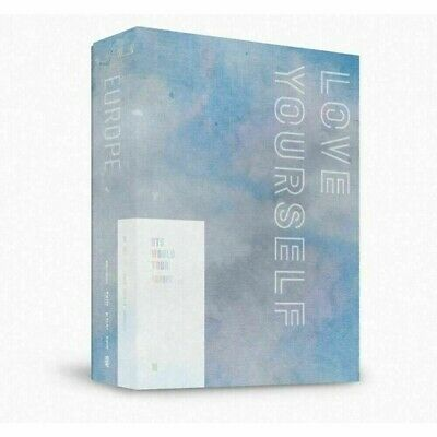 BTS-[World Tour Love Yourself In Europe] DVD,PhotoBook,Post,Card,Gift boma