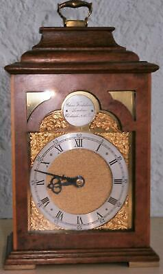 Miniature Charles Frodsham Bracket Clock Serviced & Overhauled