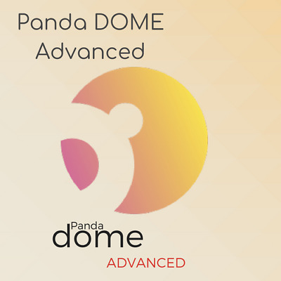 Panda Internet Security / Dome Advanced 2019 3 Devices 1 Year License UK