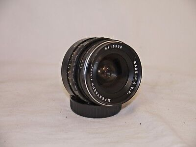 Pentacon  (Lydith) 30mm f3.5 wide angle prime lens in M42 screw mount