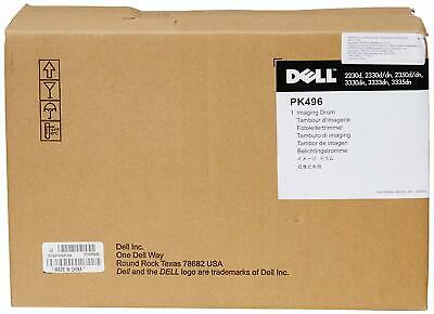 Dell PK496 Black Imaging Drum Kit 2230d, 2330d/dn, 2350d/dn/3330dn/3333dn/3335dn