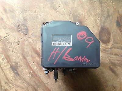 2009 Toyota Highlander ABS Anti brake pump/Control module