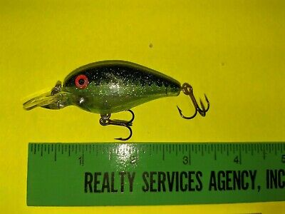 Bass Fishing Sports Mem, Cards & Fan Shop Auction 0023 Norman One Knocker Popper Topwater