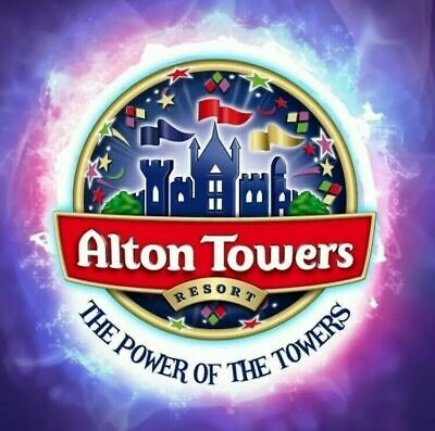 *******2 x Alton Towers E-Tickets for FRIDAY 19TH JULY 2019*******
