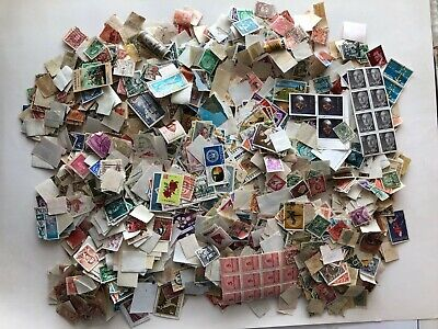 WORLDWIDE ACCUMULATION - OFF PAPER 1 ounce from large hoard - see scan!!