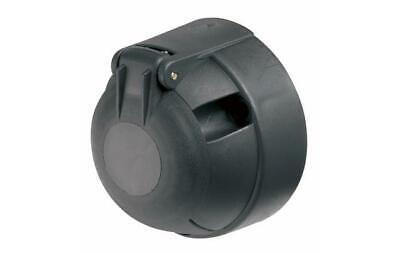 12N 7 Pin Towing Socket for Trailer or Caravan Lights 12 Volt Plastic