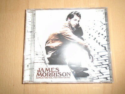 James Morrison - Songs For You, Truths For Me CD