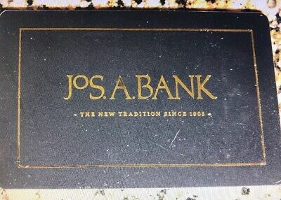 Jos. A. Bank Gift Card $100 Delivery Instant Online