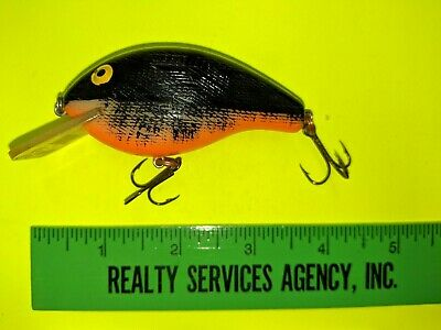 Silver Fishing Lure Auction 0041 Spoonbill Rebel