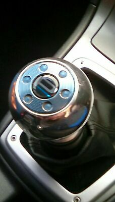 GEAR KNOB PRODRIVE P1 P STICK SHIFT INSERT DOMED RESIN BADGE BLK CHRME All Sizes