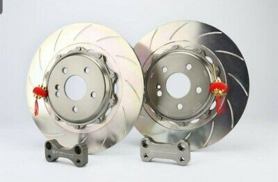 Ford focus rs mk3 rear Big rotor Brake Kit 350mm with brackets conversion