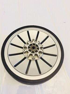 1X Mamas & Papas Urbo / Urbo 2 Rear Back Replacement Wheel Serviced & Oiled