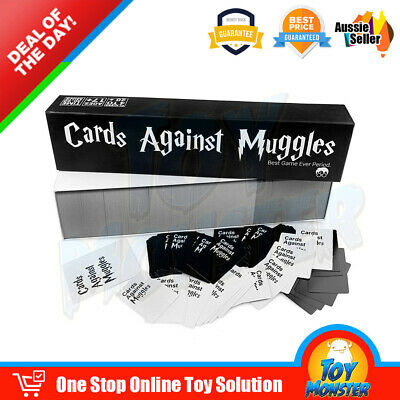 OZ Cards Against Muggles :Best Party Game Ever Period