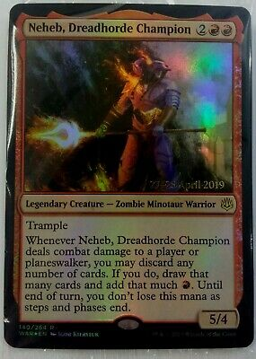 MAGIC THE GATHERING Dreadhorde Invasion War of the Spark