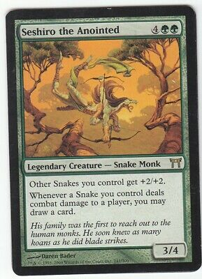 CoK Orochi-Laubruferin 4x Orochi Leafcaller Snake Mana of any color