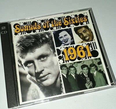 Sounds Of The Sixties - 1961 - Time Life Music - 2Cd Set