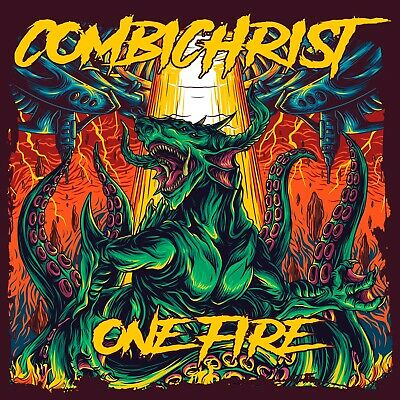 COMBICHRIST One Fire (Deluxe Edition) 2CD Digipack 2019 (VÖ 07.06)