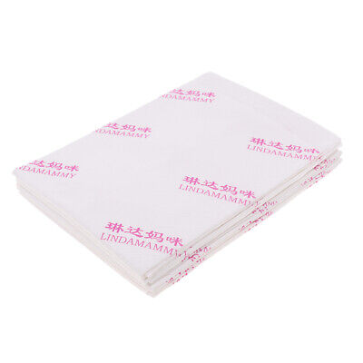 4 pcs Underpad  60x90cm Disposable Postpartum Recovery Bed Pads