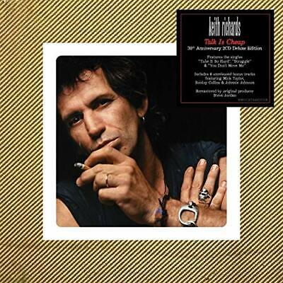 Keith Richards - Talk Is Cheap 2 CD Edition