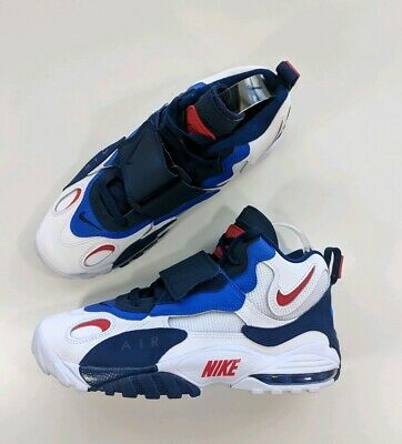 29d670a9e4 NEW Nike Air Max Speed Turf White/University Red/Blued Void/Racer BlueMen's