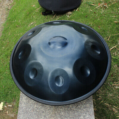 9 Notes Hand Pan Handpan Hand Drum Carbon Steel Material Percussion F9T1